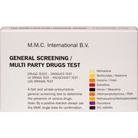 Generel screening - Multi fest stoffer